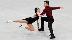 Patinaje Artístico - Campeonato de Europa 2019. Programa Corto Danza (3)