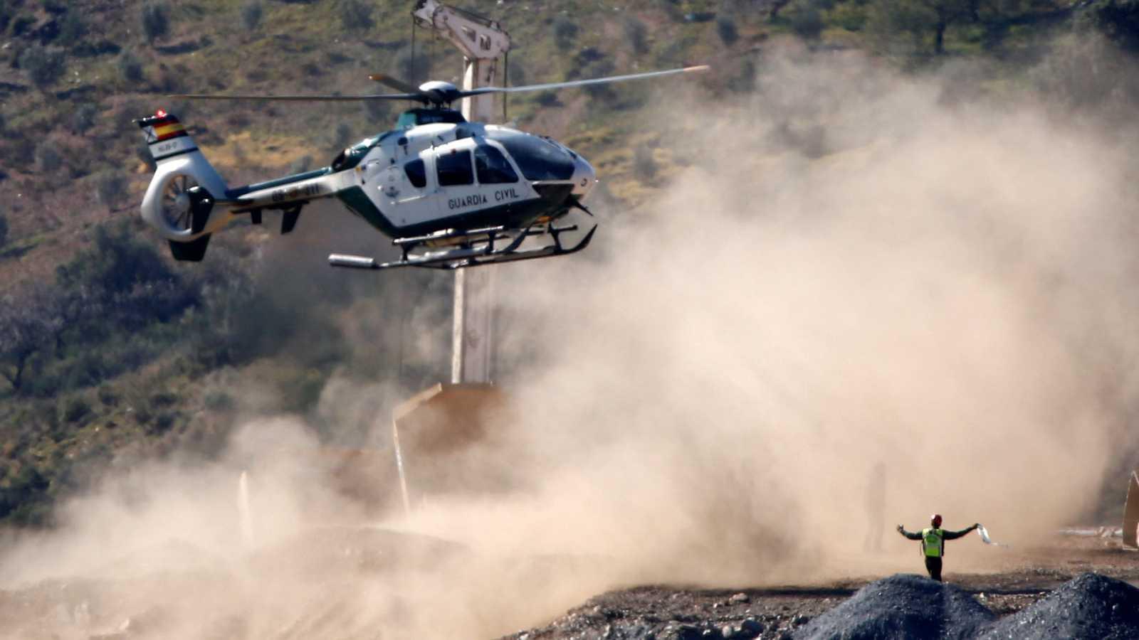 Cómo hacen los mineros las microvoladuras