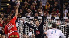 Balonmano - Campeonato del Mundo Masculino 2019: 1ª Semifinal: Dinamarca-Francia