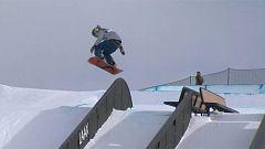 FIS Snowboard Copa del Mundo Magazine - Programa 4