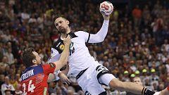 Balonmano - Campeonato del Mundo Masculino 2019: 2ª Semifinal: Alemania-Noruega