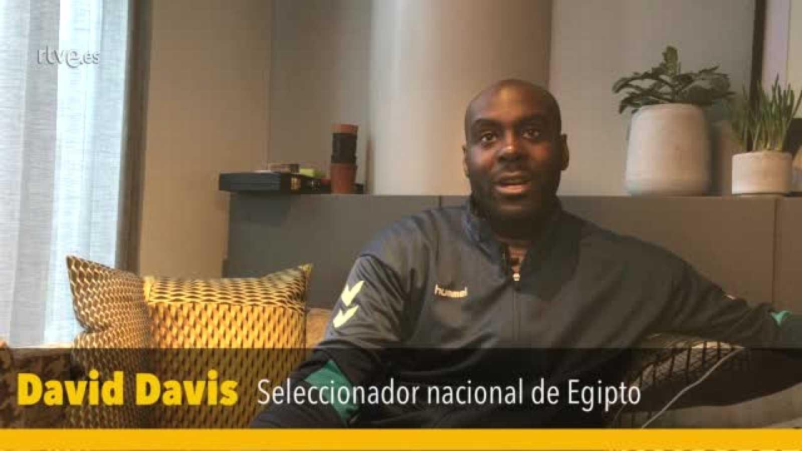 El seleccionador de Egipto analiza el partido que enfrentará a su combinado contra España, con la séptima plaza en juego.