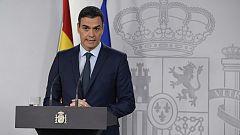 Especial Informativo - Rueda de prensa de Pedro Sánchez - 26/01/19
