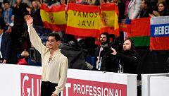 Javier Fernández logra su séptimo oro europeo