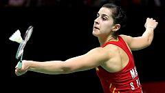 Bádminton - 'Indonesia Masters 2019'. Semifinal Femenina: Y. F. Chen - C. Marín
