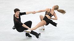 Patinaje Artístico - Campeonato de Europa 2019. Programa Libre Danza (2)