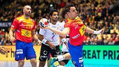 Balonmano - Campeonato del Mundo Masculino 2019, 7º-8º puesto: España - Egipto