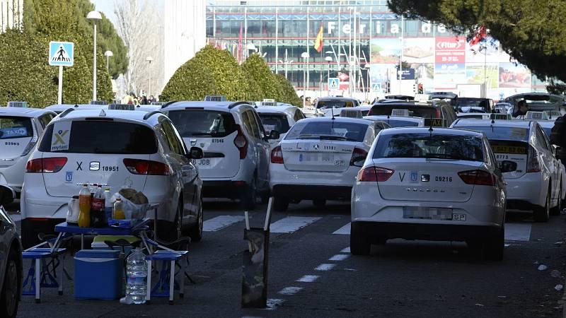 Informe Semanal - El desafío del taxi - ver ahora