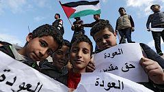 """Pierre Krahenbül: """"La retirada de fondos de EE.UU. a la UNRWA nos enfrentó a una crisis realmente existencial"""""""