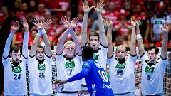 Balonmano - Campeonato del Mundo Masculino 2019, 3º-4º puesto: Alemania-Francia