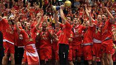 Dinamarca aplasta a Noruega y se proclama campeona del mundo de balonmano