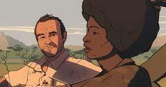 Reportaje sobre 'Un día más con vida' y 'Memorias de un hombre en pijama', nominadas al Goya a mejor película de animación