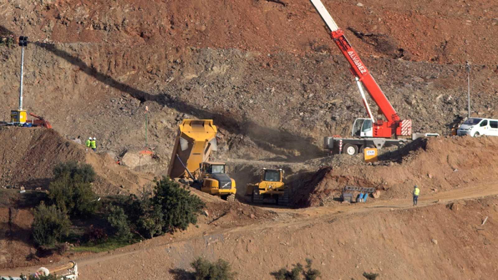 El delegado del Gobierno en Andalucía revela que sabían que el pozo se rellenó de tierra por declaraciones del pocero y del dueño de la finca