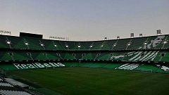 El Benito Villamarín, sede de la final de Copa el 25 de mayo