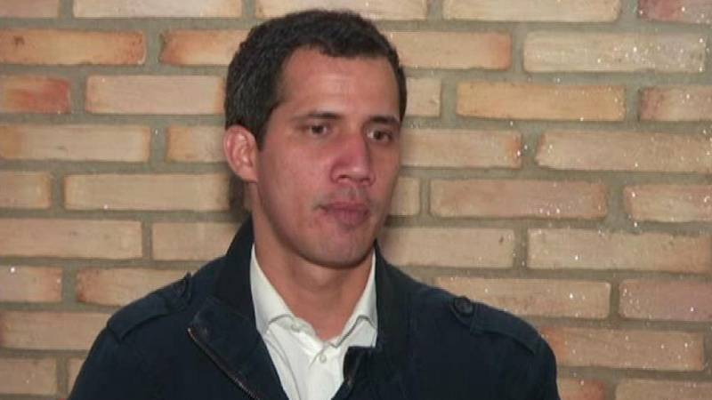 """Guaidó: """"El ultimátum es acertado porque vivimos un secuestro en Venezuela"""""""