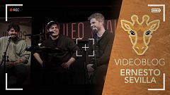 Jirafas, el videoblog - Mira ya el programa 5, con Ernesto Sevilla