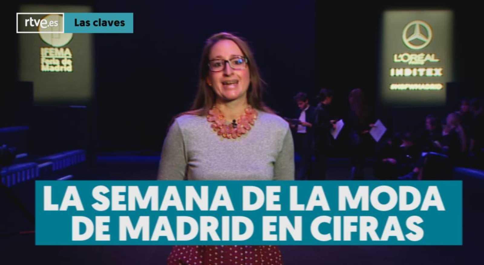 La semana de la moda de Madrid, en cifras