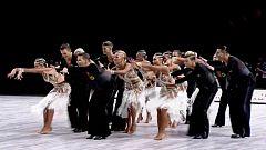 Baile Deportivo - Campeonato del Mundo de Formación Latino