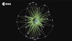 Lab24 - Europa en el espacio y Medioambiente y Futuro en EFE