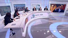 Los desayunos de TVE - Mario Isea, embajador de Venezuela en España, y Alfred Bosch, conseller d'Acció Exterior de la Generalitat de Catalunya