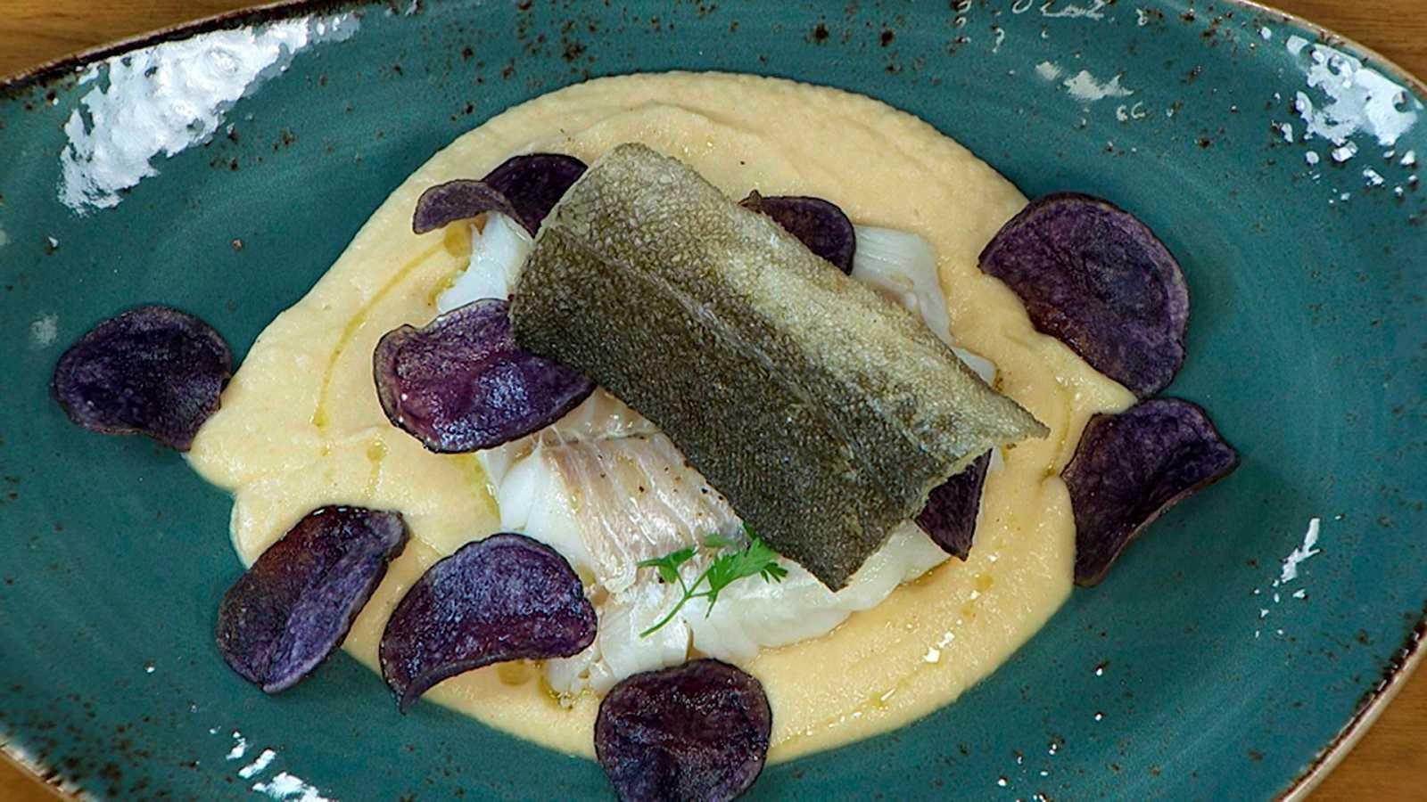 Torres en la cocina - Bacalao de coliflor