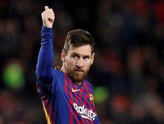 Valverde confía en Messi para dar la vuelta a la eliminatoria de Copa frente al Sevilla