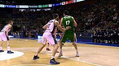 Baloncesto - Eurocup Top 16 5º partido: Unicaja Málaga - Valencia Basket