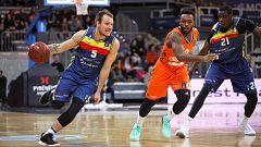 Baloncesto - Eurocup Top 16 5º partido: Morabanc Andorra - Cedevita Zagreb