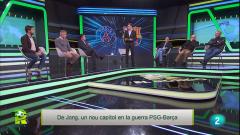 El Rondo - Guerra oberta entre Barça i PSG
