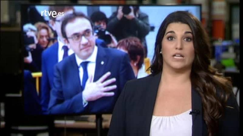 Josep Rull. Exconseller de Territòri