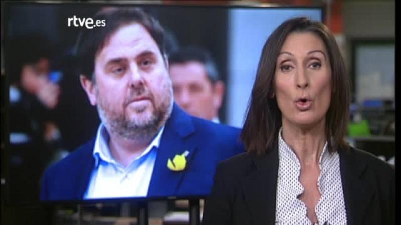 Oriol Junqueres. Exvicepresident del govern