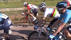 Ciclismo - Challenge Ciclista Mallorca 1ª jornada Trofeo Ses Salines, Campos, Porreres, Felanitx. Resumen