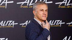 """Christoph Waltz: """"Me pregunto si el mundo de 'Alita, ángel de combate' no es casi el nuestro"""""""