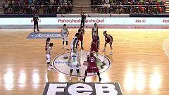 Baloncesto - Liga Femenina DIA 2018/19. 18ª jornada: Lointek Gernika Bizkaia - Quesos El Pastor