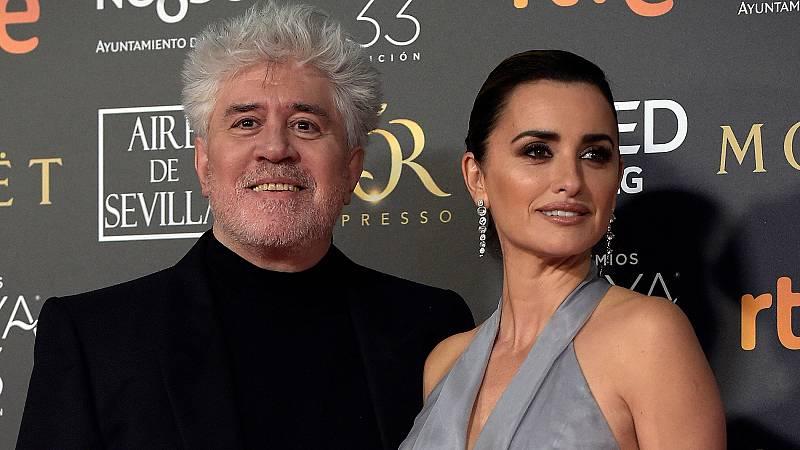 """Penélope Cruz: """"Siempre me pongo un poco nerviosa en los Goya"""""""