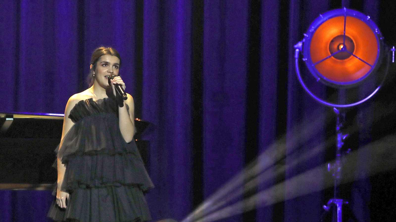 Amaia, Rozalén y Judit Neddermann interpretan un mix de los temas nominados al Goya a la mejor canción