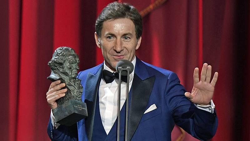 Antonio de la Torre gana el Goya a mejor actor con 'El reino'
