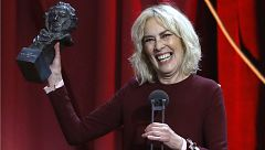 Susi Sánchez logra el goya a la mejor actriz protagonista