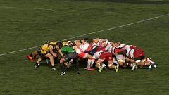 Rugby - Liga División de Honor Masculina 16ª jornada: Ordizia Re - Aparejadores Burgos