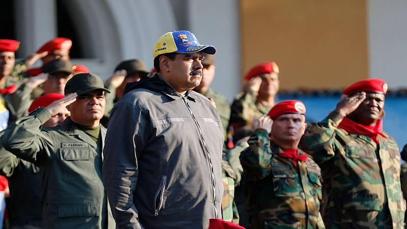 """Maduro no va aceptar la entrada de la ayuda humanitaria porque lo ve como """"limosna e invasión"""""""
