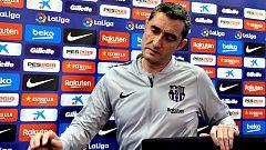 Valverde convoca a Messi pero no desvela su estado físico