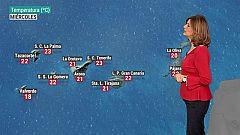 El tiempo en Canarias - 06/02/2019