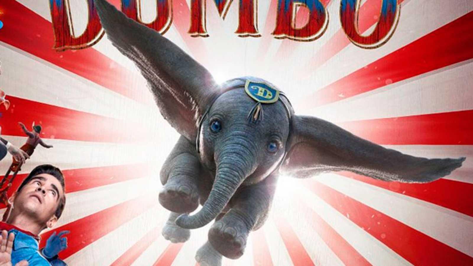 Nuevo tráiler de 'Dumbo', dirigida por Tim Burton