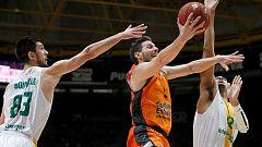 Baloncesto - Eurocup Top16 6º partido: Valencia Basket - Limoges