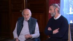 Conversatorios en Casa de América - Héctor Alterio y Ernesto Alteiro