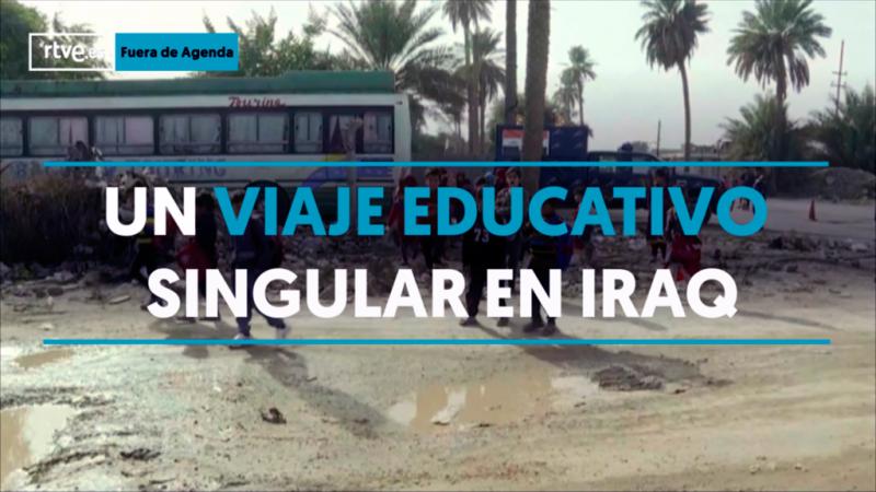 Irak: Un viaje educativo singular