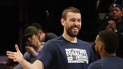 Se cierra hoy el mercado de traspasos en la NBA con la incógnita de los hermanos Gasol