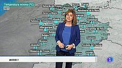 El tiempo en Extremadura - 07/02/19