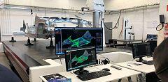 El parque tecnológico del MSI, cómo construir un F1 de cero