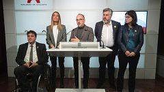 Carles Campuzano (PdeCat) confirma que presentarán una enmienda a los Presupuestos